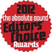 Absolute Sound Editors Choice award logo