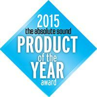 Absolute Sound Product of the Year award logo