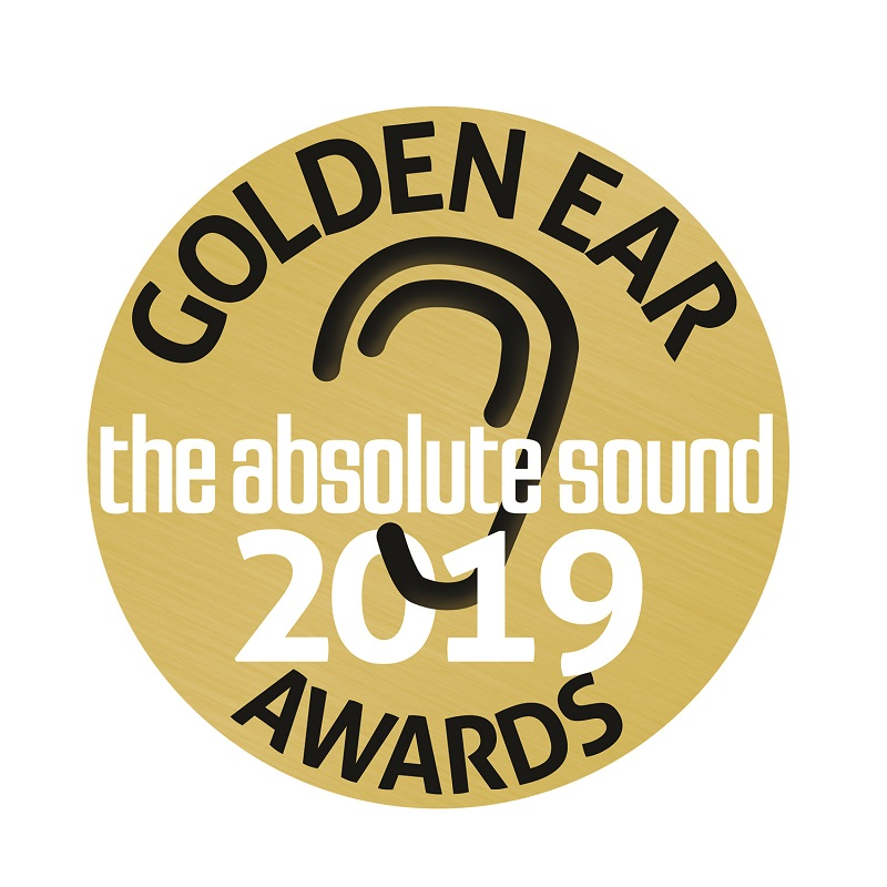 The Absolute Sound Golden Ear Award 2019 Logo
