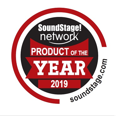 SoundStage Product of the Year 2019 Logo