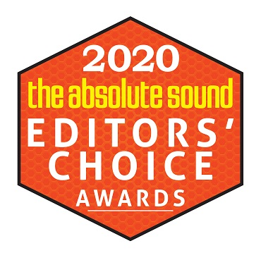 TAS Editors Choice Awards 2020 Logo