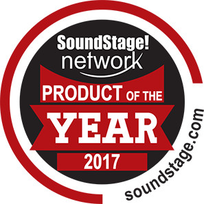 Product of the Year 2017 badge